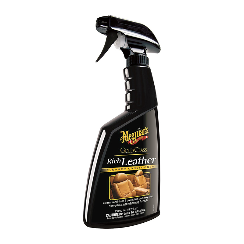 MEGUIAR'S GOLD CLASS RICH LEATHER SPRAY