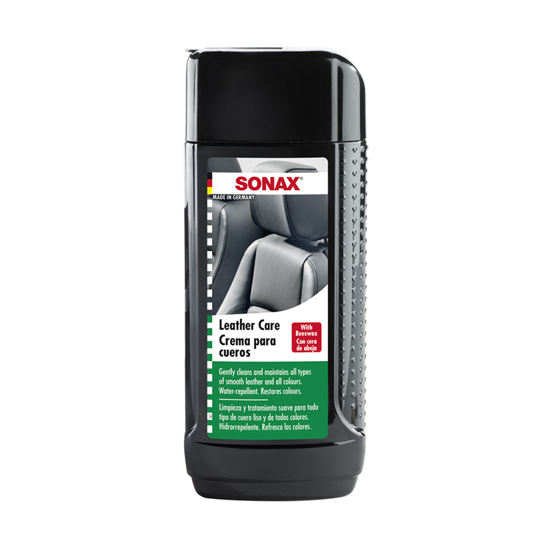 SONAX Crema para cueros