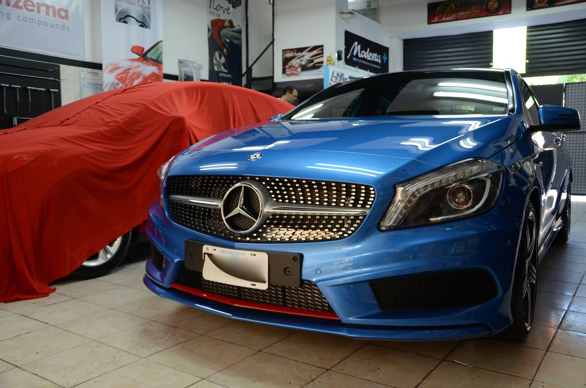 Mercedes benz a250 shinycars san isidro for Mercedes benz bentonville ar